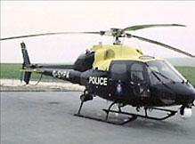 Британская полиция преследовала НЛО, кружащий над Уэльсом