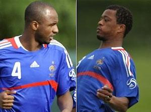 Футболисты сборной Франции подрались после разгромного поражения