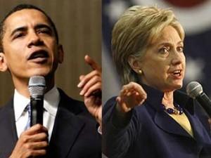 Хиллари Клинтон будет агитировать за Обаму