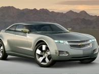 Первые Chevrolet Volt появятся в 2010 году и будут стоить $40 000