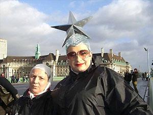 Верка Сердючка собирается на «Евровидении-2009» представлять Британию