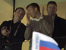 Абрамович хочет оплатить Хиддинку новый контракт