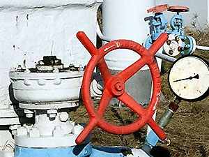 «Газ Украины» поручила отключить от газа 19 предприятий ТКЭ