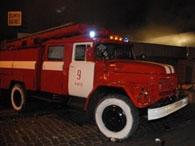 В Киеве на Оболони сгорели две машины