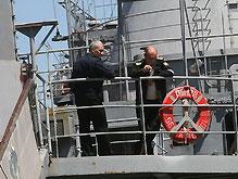Кабмин берет под контроль перемещения ЧФ России по Украине