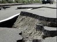 Очередное землетрясение на севере Японии