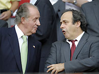 Король Испании оценил шансы своей сборной в матче с Россией