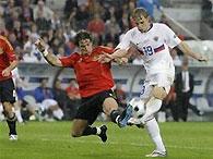 Евро-2008: Россия повержена, Испания - в финале