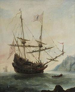 Біля узбережжя Намібії знайшли корабель епохи Колумба зі скарбами