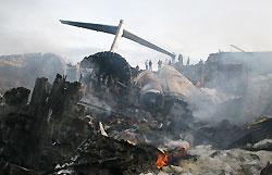 В Судане разбился пассажирский самолет