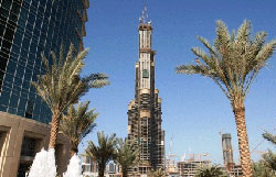 Дубай станет городом супербашен