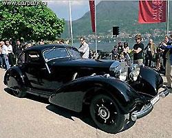 Автомобильное шоу Concorso d'Eleganza Villa d'Este 2008 подвело итоги