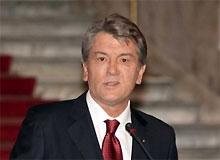 Ющенко отвергает возможность какой-либо угрозы территориальной целостности Украины