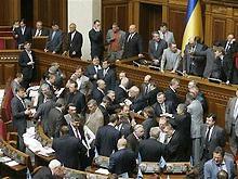 Рада соблюдает традицию: Яценюк открыл заседание и ушел на консультации