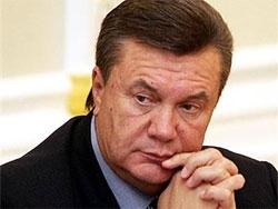 Янукович: ПР не поддержит изменений в Конституцию, предложенных БЮТ