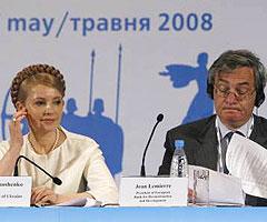 Тимошенко впечатлила президента ЕБРР