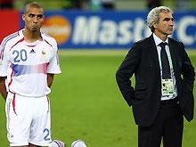 Евро-2008: Доменек не верит в Трезеге