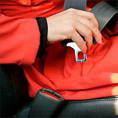 Система безопасности автомобиля рассчитана на мужчин