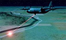 """Компания """"Боинг"""" успешно провела первые испытания лазерного оружия"""