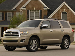 Toyota начнет экспортировать SUV-Large с американского рынка