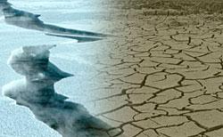 Земля будет балансировать между потеплением и похолоданием еще 5-7 лет
