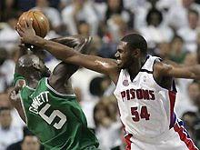 NBA: Детройтское гостеприимство