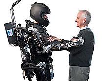 Экзоскелет сделает человека в 20 раз сильнее