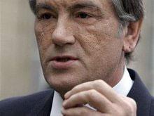 Ющенко изложил Медведеву украинскую позицию по принципиальным вопросам