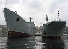 Россия хочет утроить количество кораблей в Севастополе