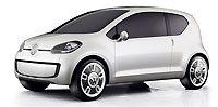 Skoda будет выпускать миникар Volkswagen up