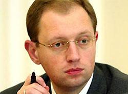 Яценюк едет в Москву