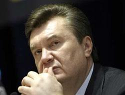 Янукович хочет, чтобы Украина стала мостом между Европой и Россией