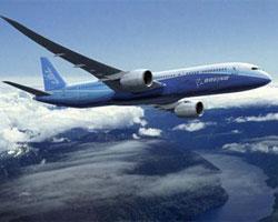 Boeing испытал первый в мире самолет на водороде