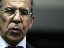 Лавров: Путин и Буш говорили о территории Украины