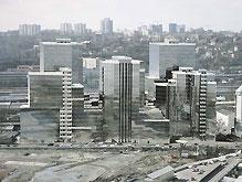 В Киеве на месте промзоны построят развлекательный центр