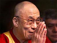 Далай-лама благословил Олимпийские игры в Пекине