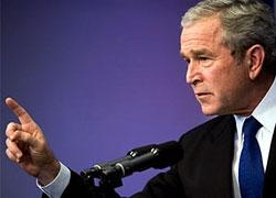 Буш согласился отложить вывод войск из Ирака