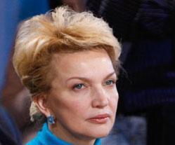 Богатирьова зізналася, що під носом у Ющенка проводить політику регіоналів