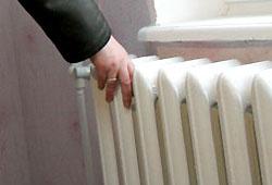 В Киеве отключают тепло