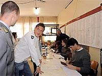Берлускони лидирует на парламентских выборах в Италии