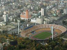 Евро-2012: НСК Олимпийский займутся китайцы