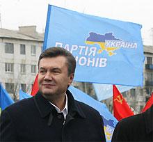 «Регионалы», в отличие от Януковича, хотят отставки Тимошенко