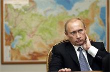 Лавров: Путин не заявлял о том, что Украина не является государством