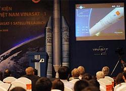 Вьетнам вывел на орбиту свой первый телекоммуникационный спутник