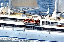 Сомалийские пираты захватили еще один корабль