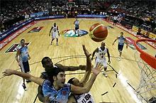 Саудовская Аравия претендует на ЧМ по баскетболу