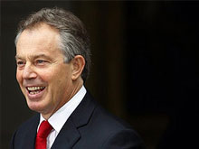 Тони Блэр попался на безбилетном проезде