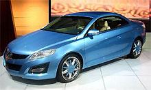 Китайская компания Guangzhou представила концепт Auto Coupe-Cabrio