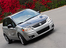 Suzuki приготовила конкурента Subaru Impreza WRX