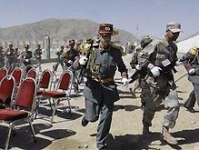 Обстрел военного парада в Кабуле